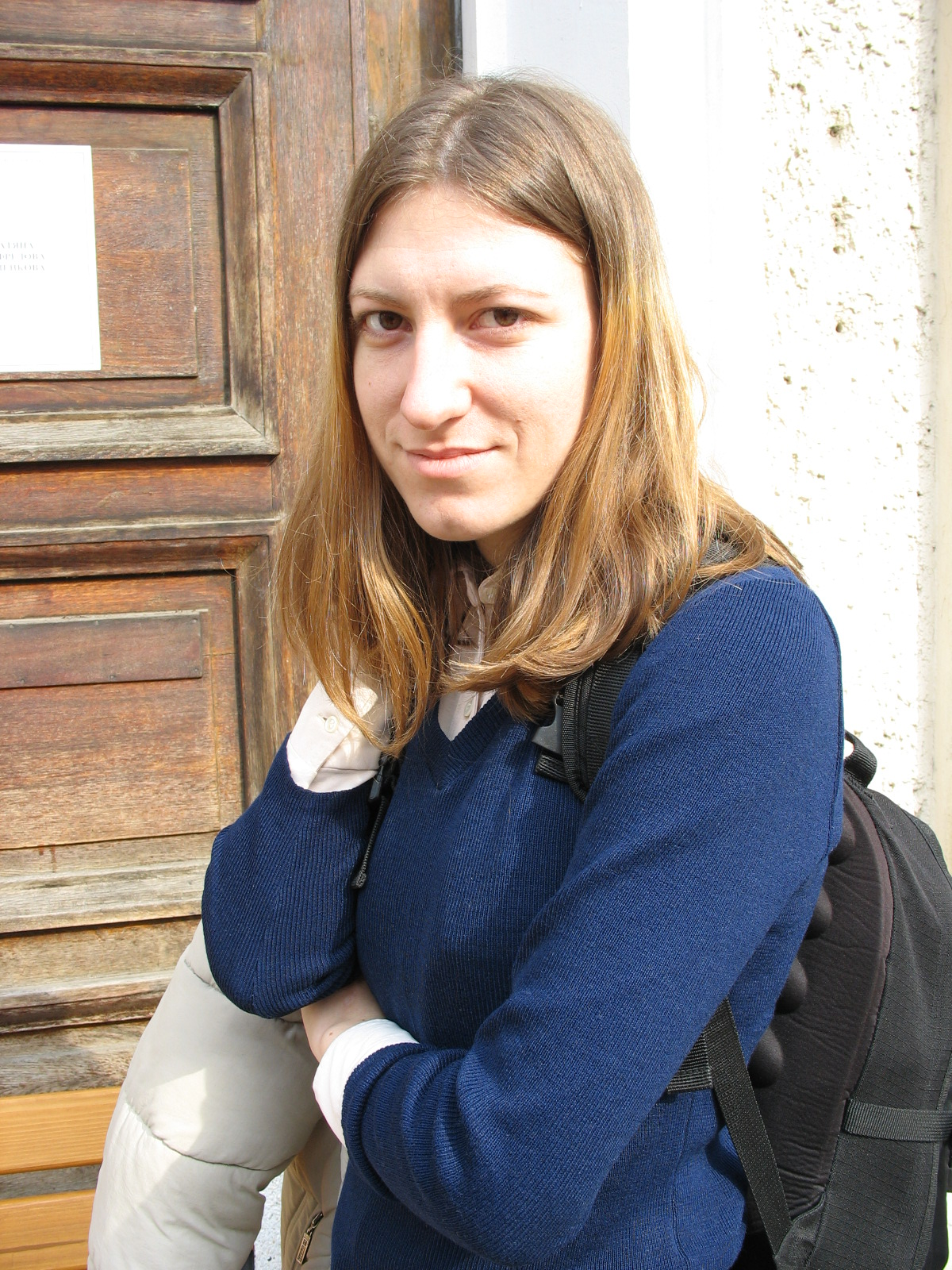 Мария Калинова